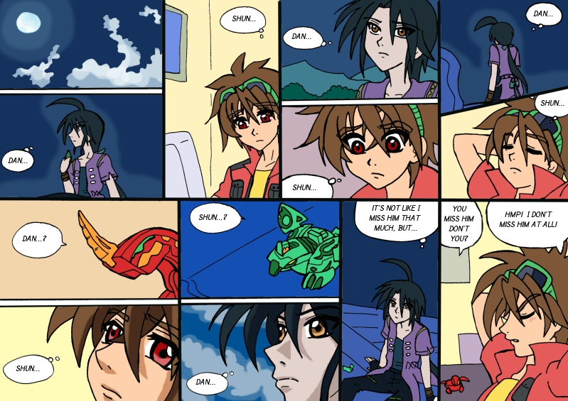 Bakugan doing sex show the picture — 5