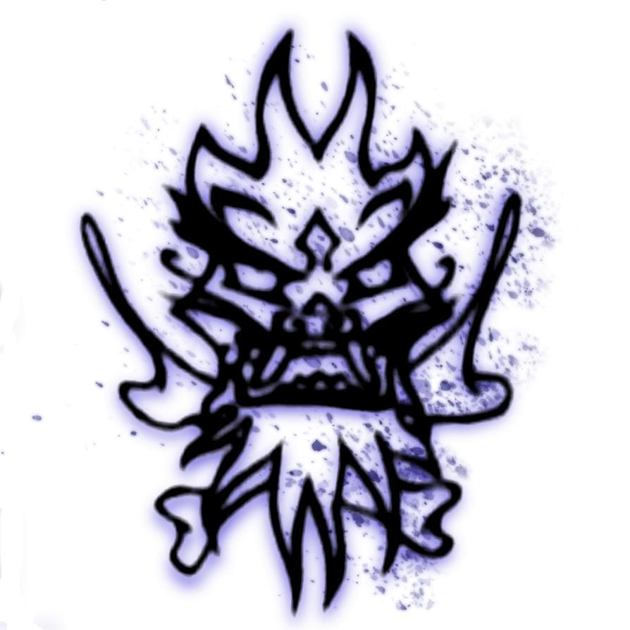 Shadowkhan tattoo by acherus29a on deviantart for Jackie chan adventures jade tattoo