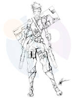 InkFable Character Design 002