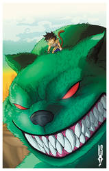 Broly and Ba