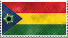 Republic of Tropico Stamp by lordelpresidente