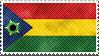 Republic of Tropico Stamp by lordelpresidente
