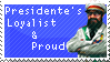 Tropico fan stamp by lordelpresidente