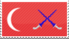 Mataram Sultanate stamp by lordelpresidente