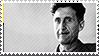 Orwell's stamp by lordelpresidente