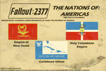 Flags of Fallout 2377 Americas Nations pt.2