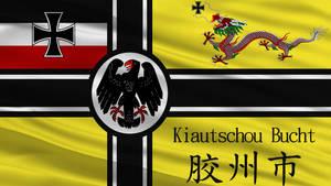 Proposed flag for Kiatschou Bay