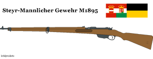Steyr Mannlicher Infanterie Gewehr m.95