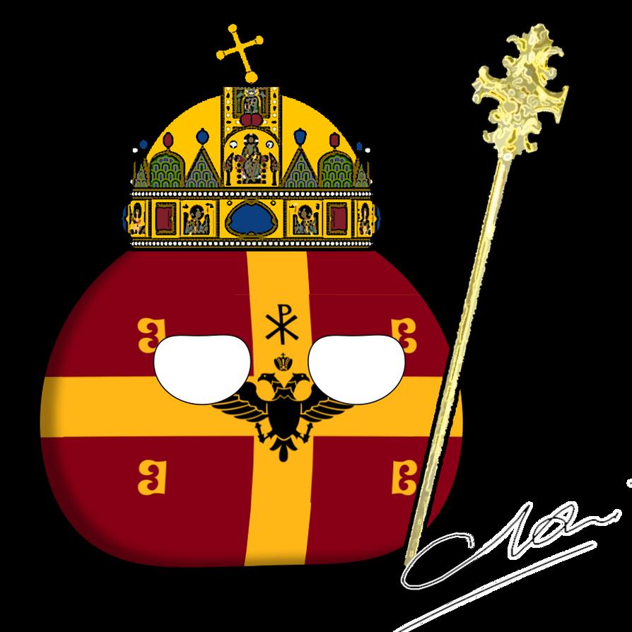New Byzantineball by lordelpresidente