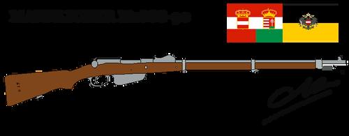 Mannlicher M1888-90