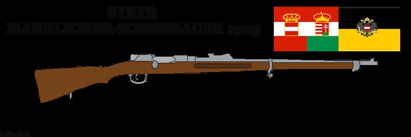 Steyr Mannlicher-Schonauer 1903
