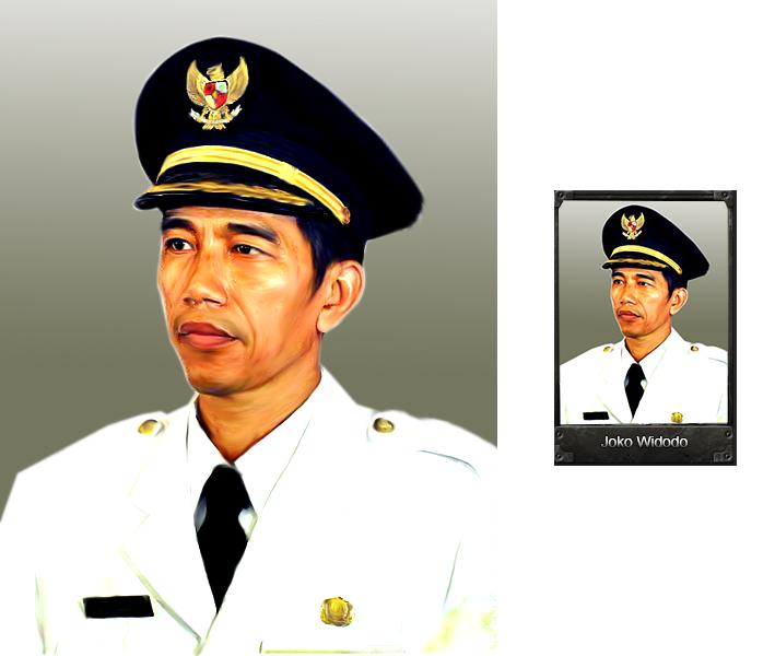 Joko Widodo in HOI4 Style by lordelpresidente on DeviantArt