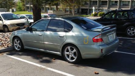 Lyra Car - Left Side