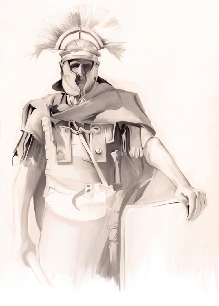 Roman CENTURION 2011 by TL by KOKORONIN