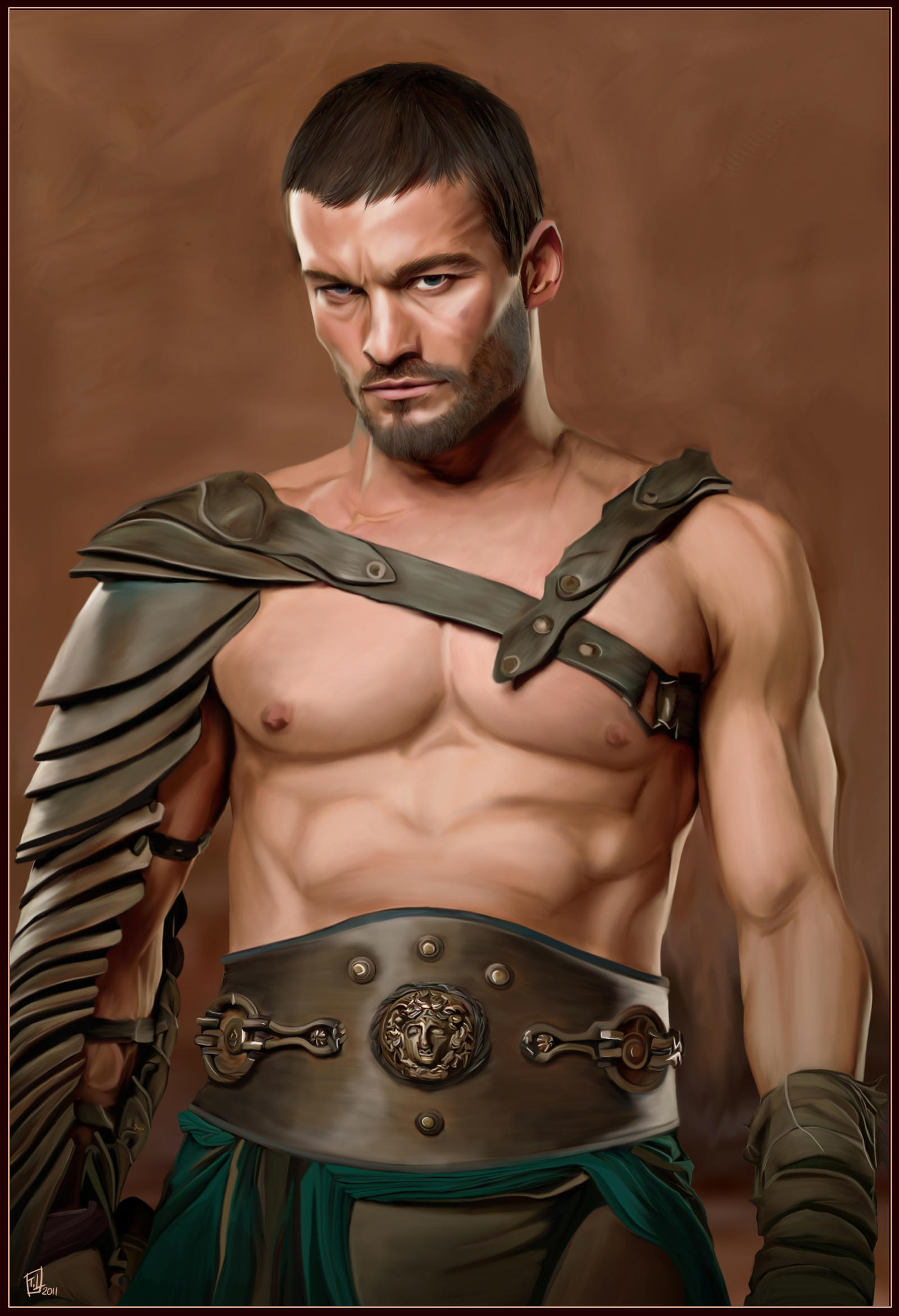 'SPARTACUS'  2010 by KOKORONIN