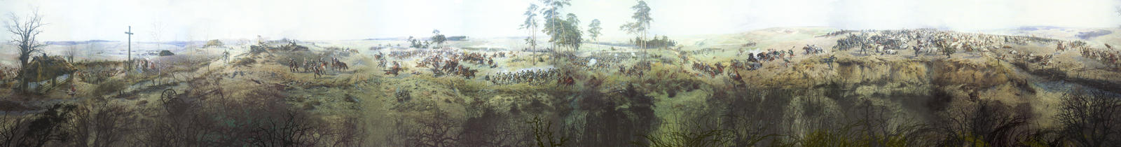 BATTLE OF RACLAWICE 1794 by KOKORONIN