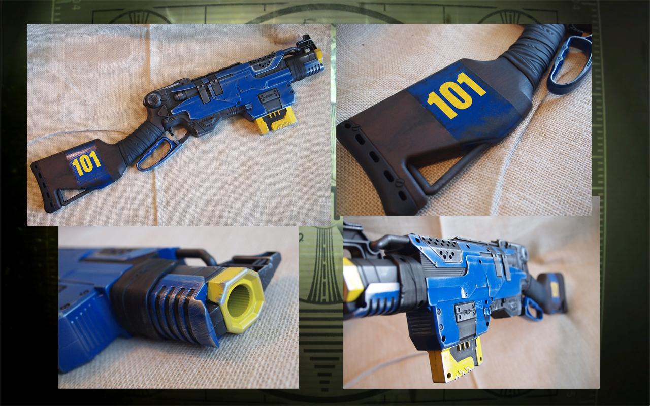Fallout 4 Dart Gun