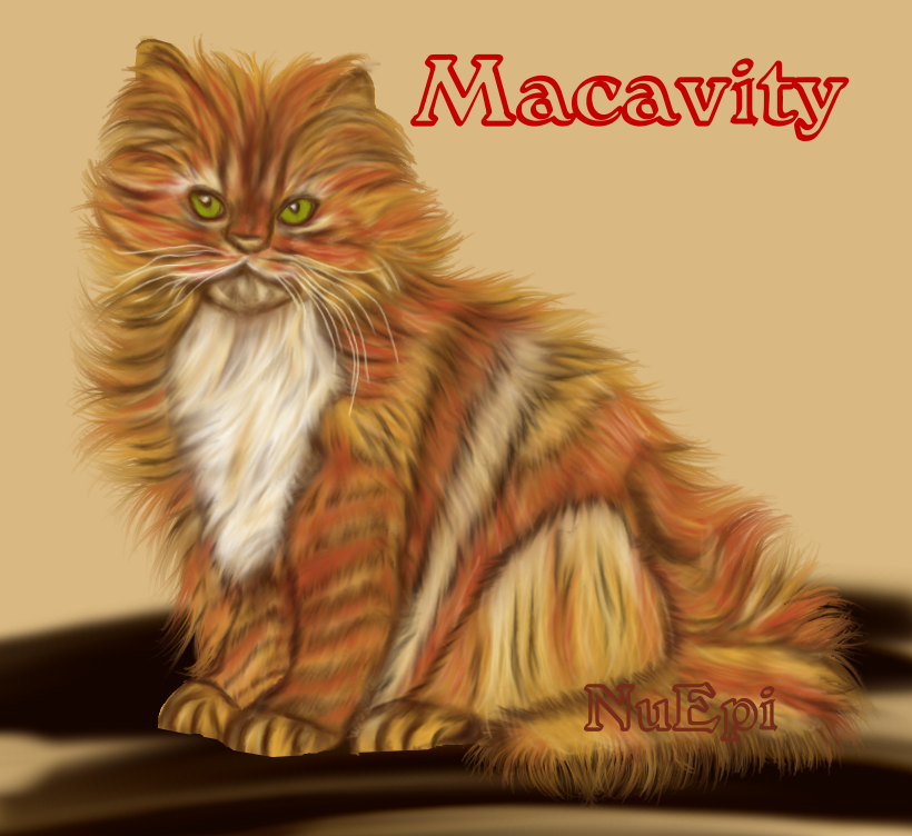 Macavity The Mystery Cat Picture