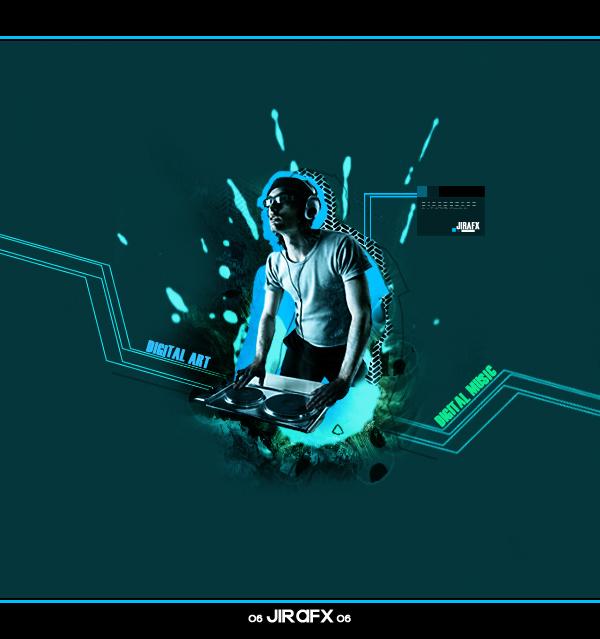 Digitalness II by alzidaney