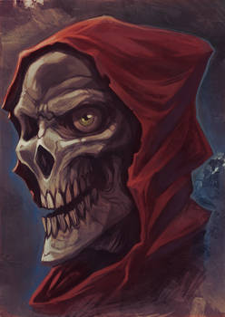 The red phantom