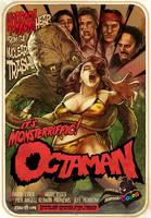 Octaman Poster by WacomZombie
