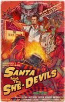 Santa and the She Devils