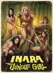 Inara The Jungle Girl Poster