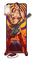 Protone rock girl