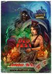 DED FEST 2012 poster