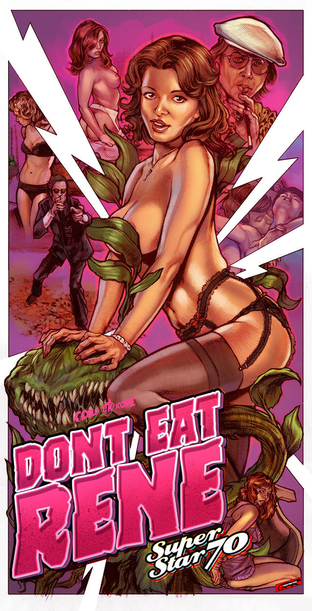 Dont eat Rene by WacomZombie