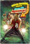 Garth Manor Drive in Massacre poster