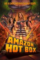 AMAZON HOT BOX POSTER ART by WacomZombie