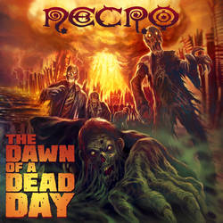 The Dawn of a DEAD DAY by WacomZombie