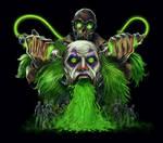 Vomit Clown - Zombie Toxin