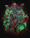 creature feature Zombie Toxin