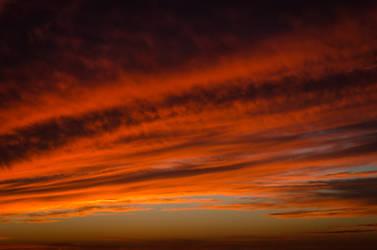 The art of sunset by JohRo2012