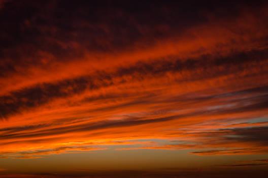 The art of sunset