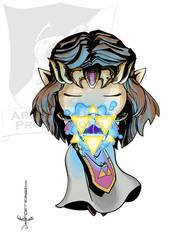 Sub-Gold 30 - Princess Zelda by Daitou