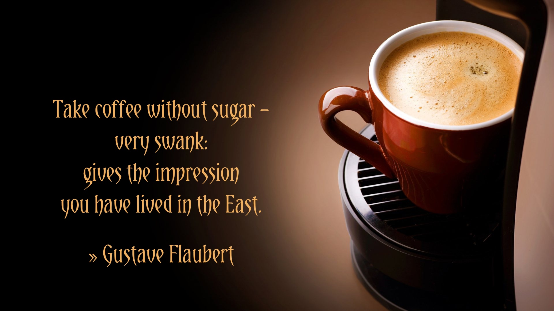 Gustave Flaubert Quote by RSeer