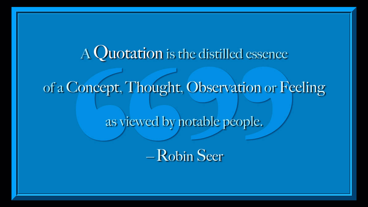 Robin Seer Quote 3