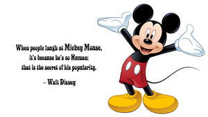 Walt Disney Quote 2