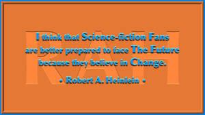 Robert A. Heinlein Quote 2