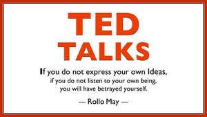 Rollo May Quote