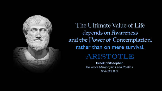 Aristotle Quote 2