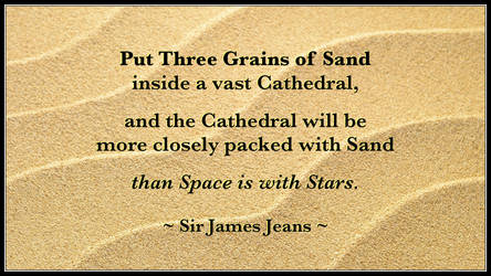 Sir James Jeans Quote