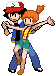 Young Couple Ash and Misty by Ggb81