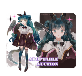 Adopt auction #5a [closed]
