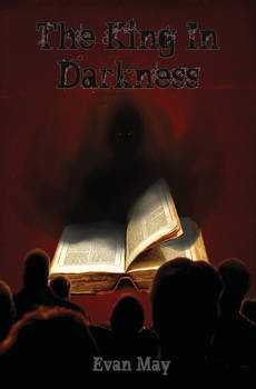 The King In Darkness cover