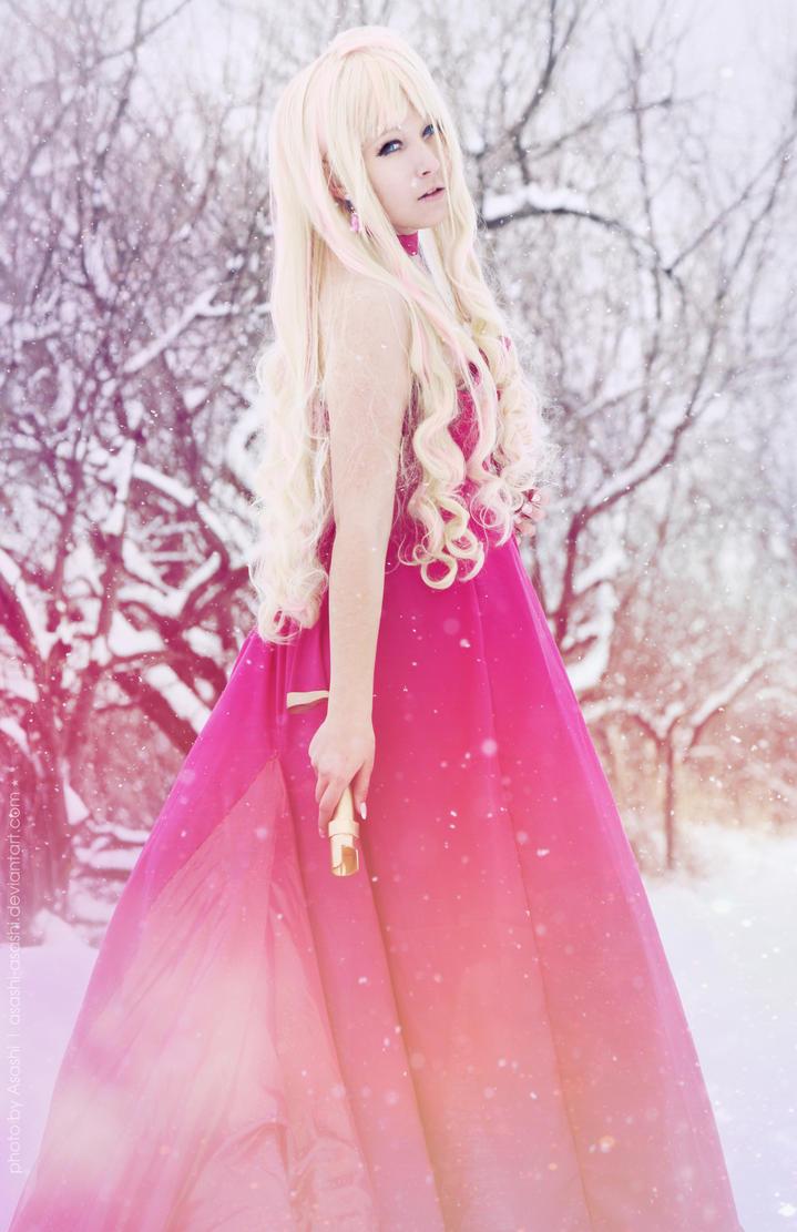 my  Diamond Crevasse by arienai-ten