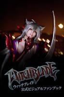 Witch blade by arienai-ten